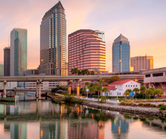 Picture of Downtown Tampa, FL