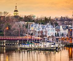 Cielo de Annapolis