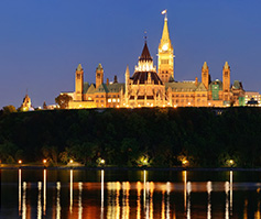Picture of Ottawa at Night