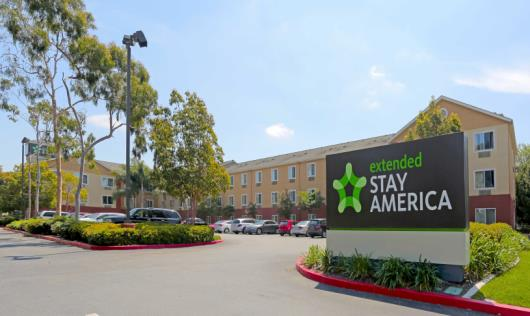 308 exterior1 5760x3840 AF16 - Extended Stay America Hotel Los Angeles South Gardena Ca