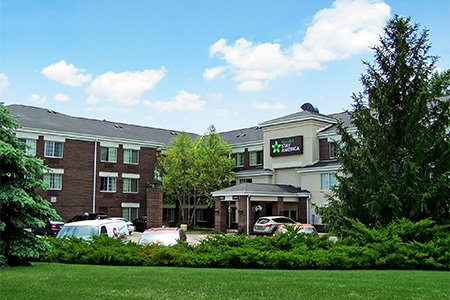 Minneapolis Eden Prairie Technology Drive Hotel Extended Stay America