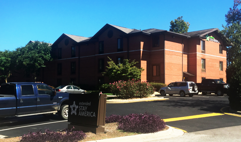 Raleigh Cary Regency Parkway South Hotel Extended Stay America