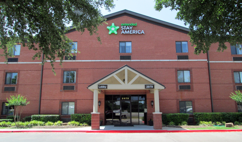 Extended Stay Hotels Dallas Market Center