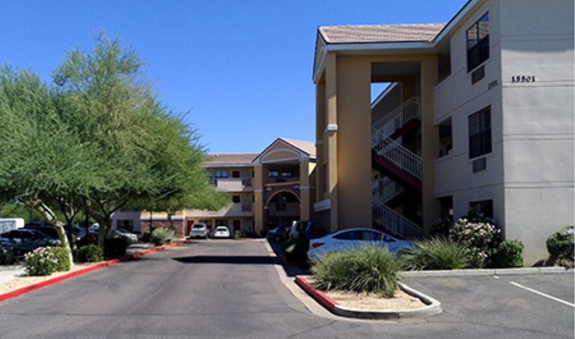 Furnished Studio – Phoenix - Scottsdale - North