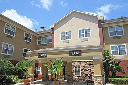 Furnished Studio – Orlando - Lake Mary - 1036 Greenwood Blvd