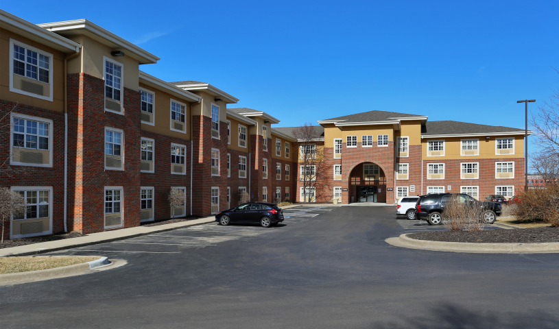Furnished Studio – Kansas City - Overland Park - Quivira Rd.