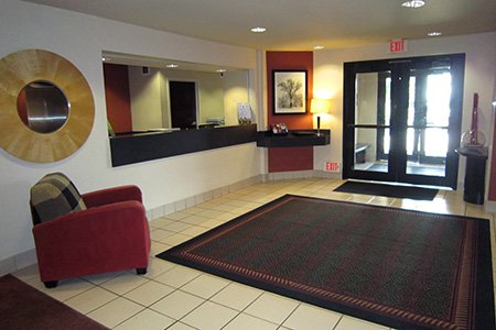 Lobby and Guest Check-in