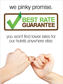Best Rate Guarantee We Pinky Promise You Won T Find Lower Rates For